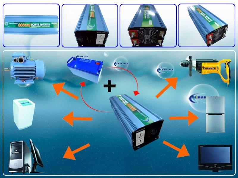power jack 8000 watt inverter manual