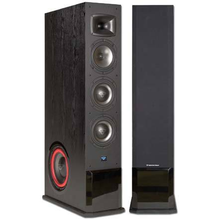 Cerwin Vega CMX-210 Floor Standing Speaker 250 Watt Single