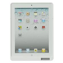 iPORT Launchport Sleeve for iPad 2 (Gloss White)