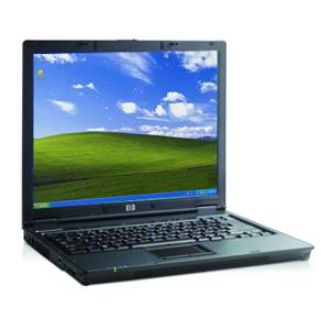 HP NC6220 Intel Pentium P4-M 1.73GHz,1gb Ram,160gb hd,dvd-rw,xp pro