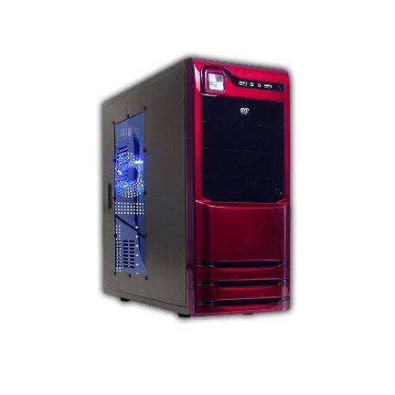 POWER PLANT Gaming Intel i7 920 ASUS P6T Deluxe V2 Computer System PC